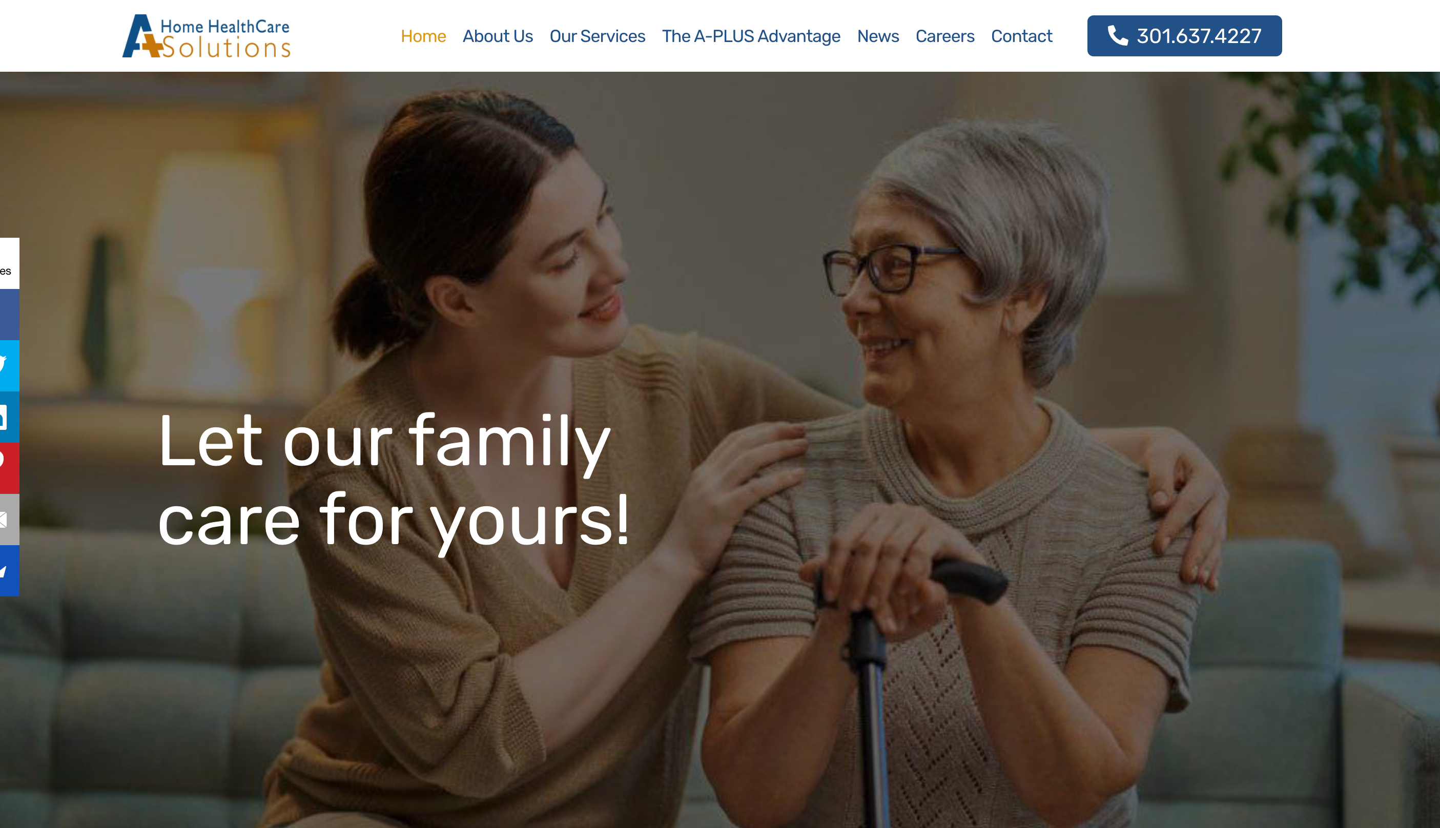 A-PLUS Home Healthcare Solutions